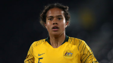Mary Fowler is back in the Australian squad.