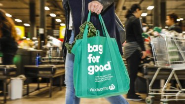Research found one-in-five shoppers are opposed to the bag bans, predicting many would be confused by the sudden lack of plastic bags.