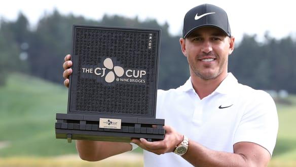 Dream come true as Koepka finally snares golf's No.1 ranking