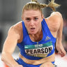 Pearson injury hampers Commonwealth Games build-up