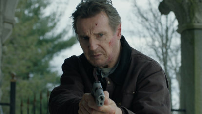 Liam Neeson may be an Honest Thief but he's a boring one, too