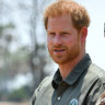 'Must overcome greed, apathy and selfishness': Prince Harry's conservation appeal
