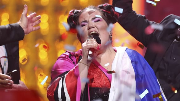 Too similar? Legal cloud hangs over Israel's Eurovision-winning song