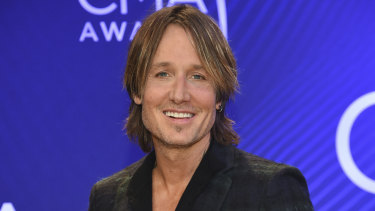 Keith Urban is hosting the 32nd annual ARIA Awards this week.