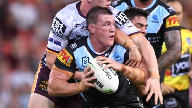 Paul Gallen's storied career could come to an end at Leichhardt Oval.
