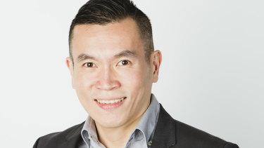 Dermatologist Liang Joo Leow.