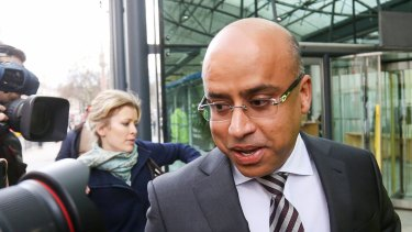 Sanjeev Gupta has come under scrutiny since the collapse of Greensill.