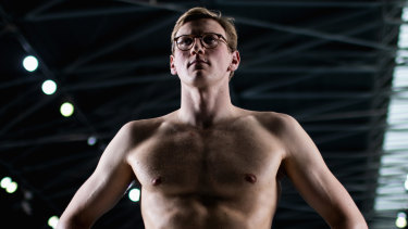 Will Mack Horton make a second Olympic Games?