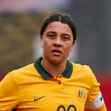 Sam Kerr couldn't lift Australia to victory.