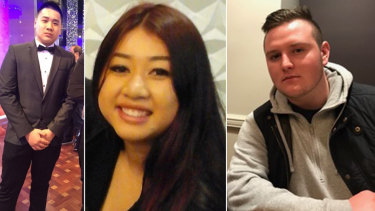 Nathan Tran, Diana Nguyen and Callum Brosnan died after attending music festivals in NSW.