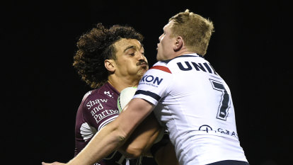 NRL 2021 finals LIVE updates: Manly Sea Eagles thump Sydney Roosters 42-6