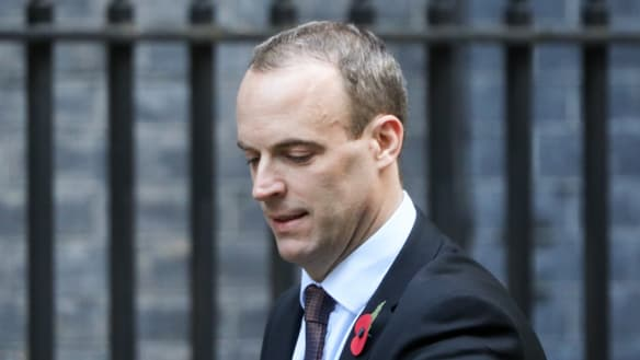 Ministers quit May government as Brexit deal threatens to fall apart