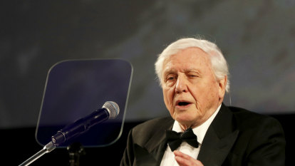 Crusade against plastic is like end of slavery, says Attenborough