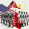 If the US went to war with China, who would win? It depends how it starts