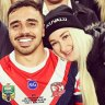 'It makes it all worthwhile': NRL's most selfless partner on months of isolation and a five-try reward
