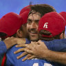 'Helping hand': Afghanistan optimistic historic Test will go ahead