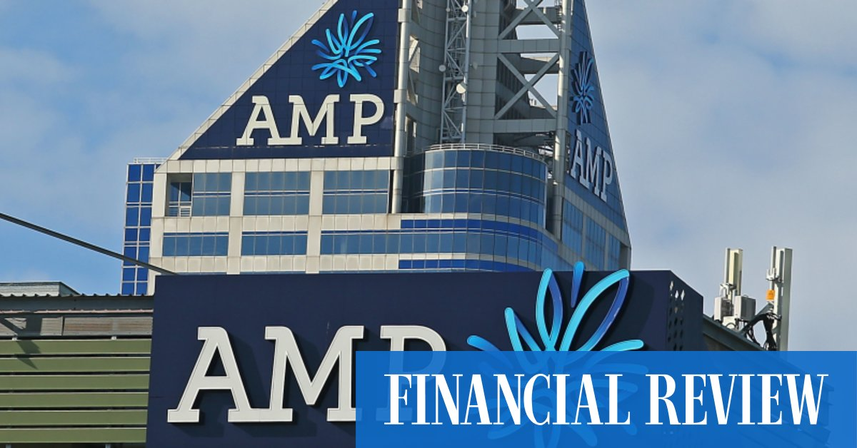 AMP Capital losses roll on amid Ares deal silence – The Australian Financial Review