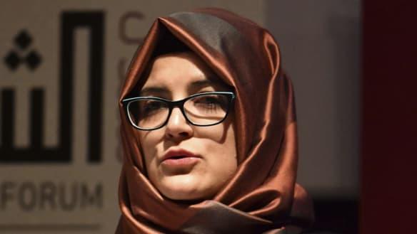 Woman says she was quietly married to Khashoggi