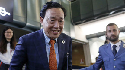 Chinese agricultural official picked to lead UN food agency