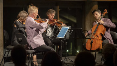 The Australian String Quartet embodied an ideal of chamber music.