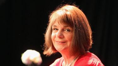 The Gruffalo's author Julia Donaldson.