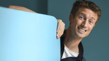 Sammy J is the new breakfast host for ABC Radio Melbourne.