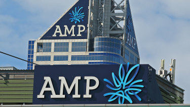 "S&P's rating for AMP was lowered from ""BBB"" to ""BBB-""."