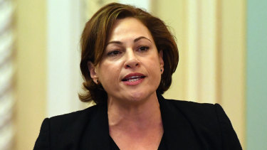 Deputy Premier Jackie Trad said Queensland coal royalties would not increase in the next budget.