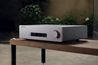 At $2200, the CXA81 amplifier without speakers or player costs almost as much as a complete 2.1 Sonos setup.