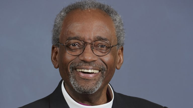 The Most Reverend Michael Bruce Curry, the 27th Presiding Bishop and Primate of The Episcopal Church.