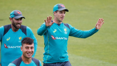 Australian players are only custodians of the team, says Tim Paine.