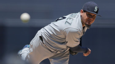 Seattle Mariners starting pitcher Felix Hernandez hails from Venezuela.
