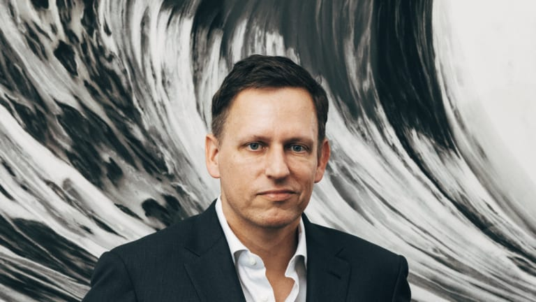 Peter Thiel is one of the founders of Palantier.