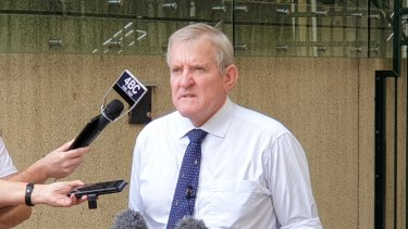Queensland Resources Council chief executive Ian Macfarlane wants safety in mines and quarries to be reset.