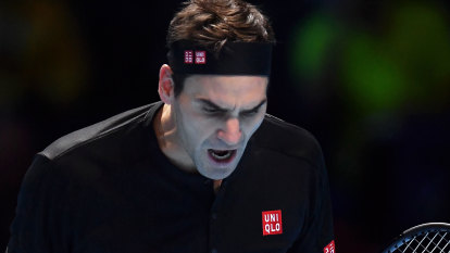 'They're getting better': Federer says veterans face biggest challenge