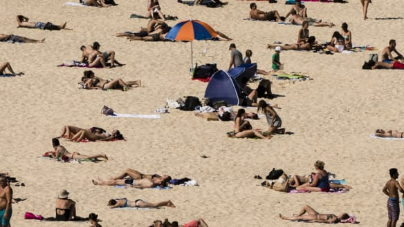 Sydney to swelter through another day