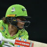 Sydney Thunder stumble out of the blocks with loss to Strikers