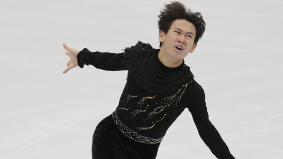 Olympic figure skater stabbed to death in car mirror theft