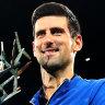 Djokovic wins Paris Masters ahead of ATP Finals