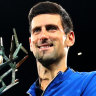 Djokovic wins Paris Masters ahead of ATP Finals