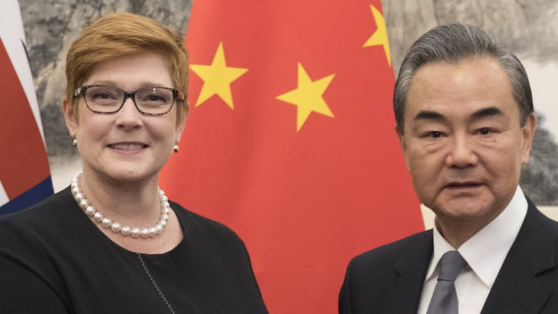 Australia a 'partner, not a rival', says China, as relations warm up