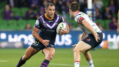 Storm's Smiths both giving their all to be right for Anzac Day clash