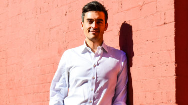 StartupAus chief executive Alex McCauley.