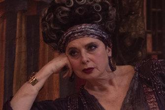 Isabella Rossellini in Domina.