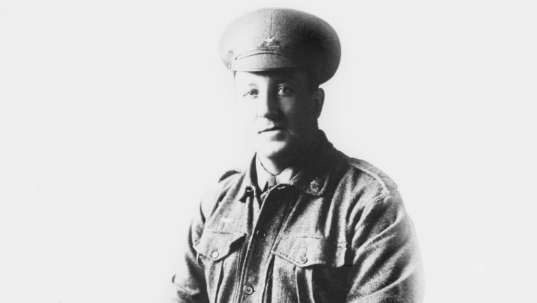 Cecil Healy: Second Lieutenant of the 19th Battalion, 5th Brigade, 2nd Division of the Australian Imperial Force.