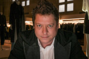 Outgoing Melbourne International Arts Festival artistic director Jonathan Holloway.
