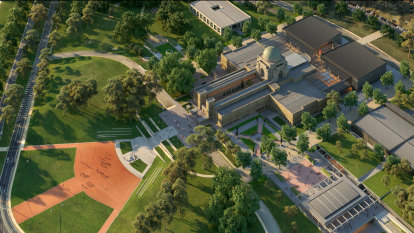 Prominent Australians call for stop to War Memorial expansion