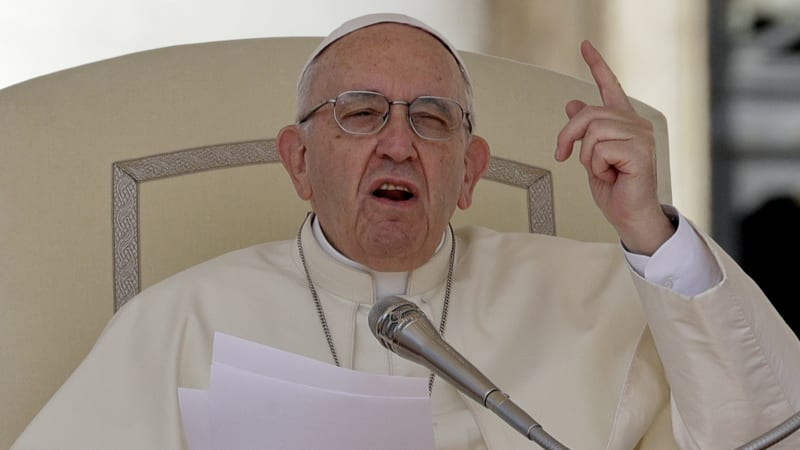 Pope Francis shifts Catholic Church teaching on the death penalty