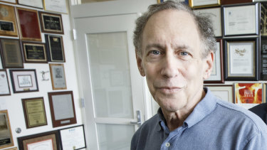 The value of Bob Langer's 3.2 per cent stake has more than quadrupled this year.