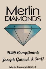 Merlin diamonds is closely linked to Gutnick.